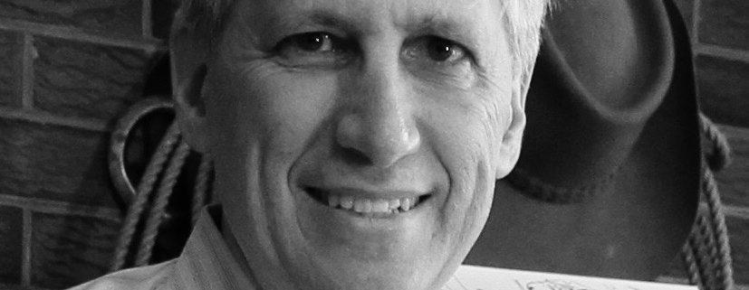Author Barry Linetsky