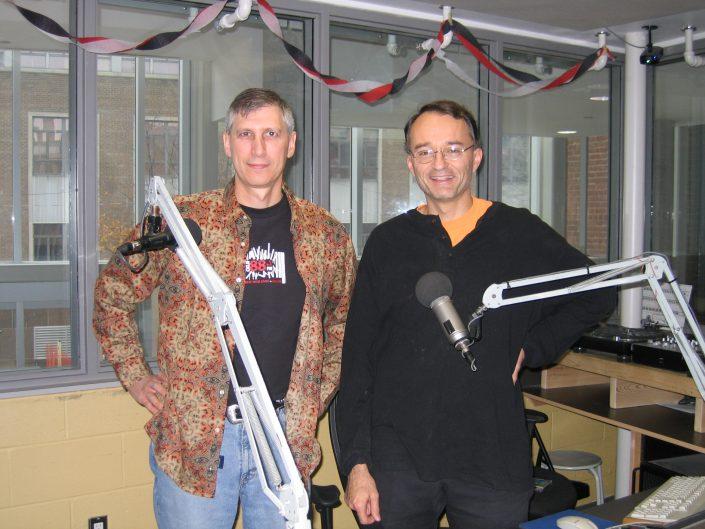 Jeff Wiseman w/ guest host